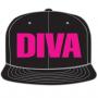 Pink Diva Hat